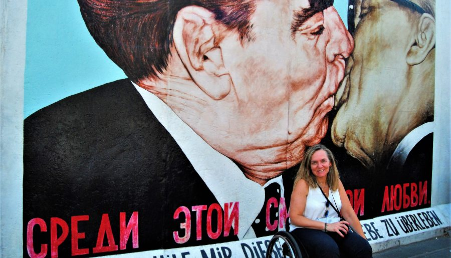 Deus, ajuda-me a sobreviver a este amor mortal | Berlim