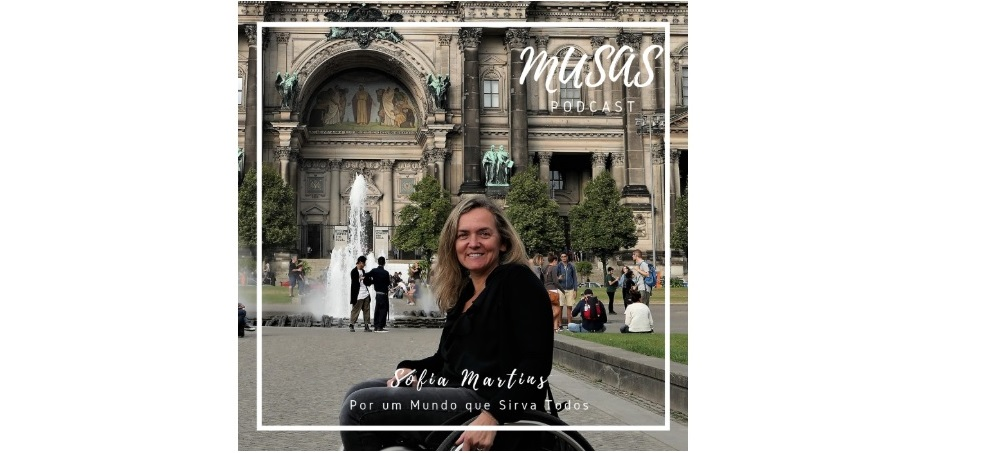 Musas Podcast de Sofia de Assunção