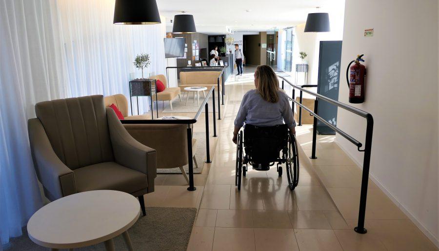 Hotel Essence Inn Marianos | Acessibilidades