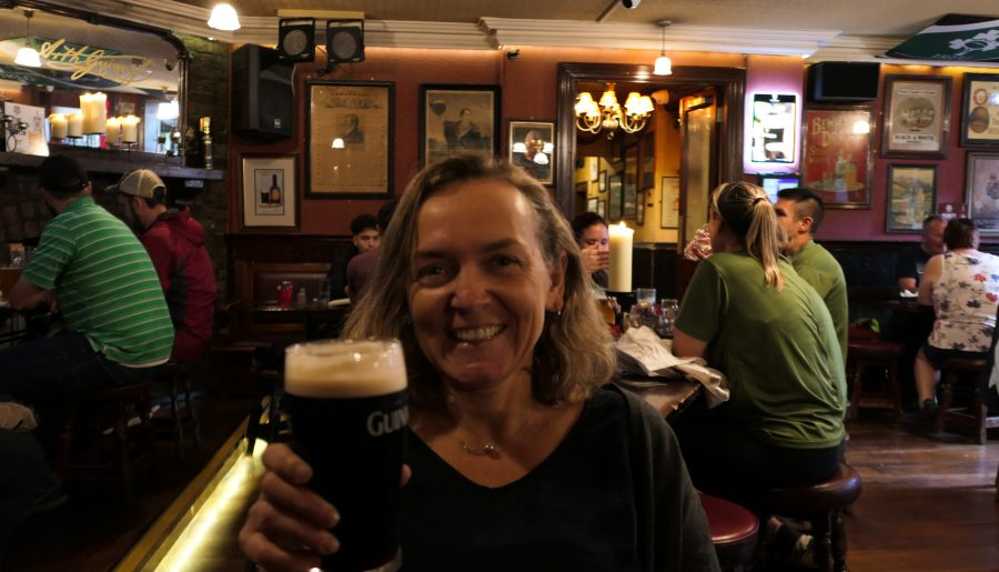 Guinness, pub's e muita alegria | Dublin