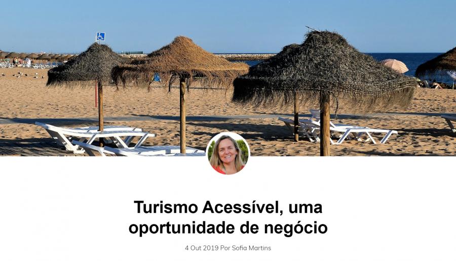 Artigo Turismo Acessível, uma oportunidade de negócio | ABVP